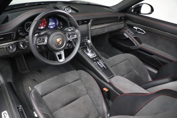 Used 2018 Porsche 911 Carrera 4 GTS for sale $137,900 at Maserati of Greenwich in Greenwich CT 06830 13