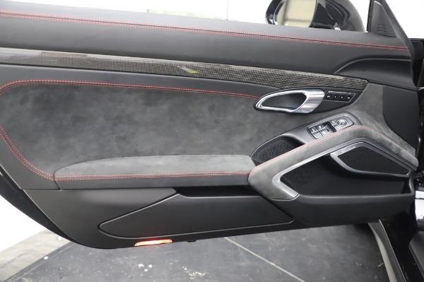 Used 2018 Porsche 911 Carrera 4 GTS for sale $137,900 at Maserati of Greenwich in Greenwich CT 06830 17