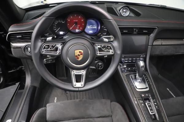 Used 2018 Porsche 911 Carrera 4 GTS for sale $137,900 at Maserati of Greenwich in Greenwich CT 06830 18