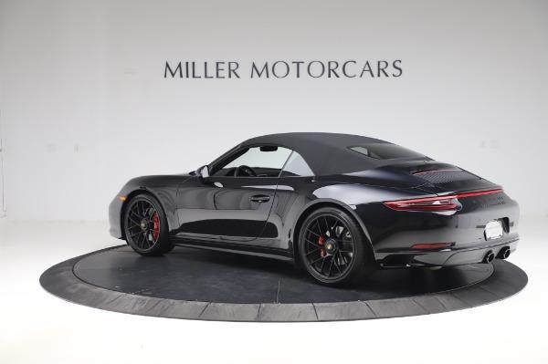 Used 2018 Porsche 911 Carrera 4 GTS for sale $137,900 at Maserati of Greenwich in Greenwich CT 06830 24