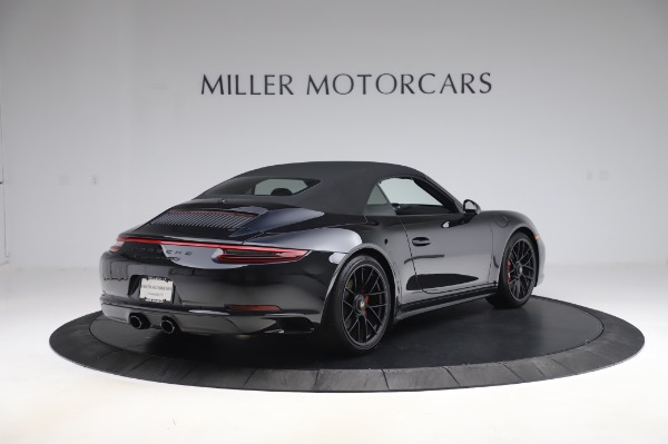 Used 2018 Porsche 911 Carrera 4 GTS for sale $137,900 at Maserati of Greenwich in Greenwich CT 06830 25
