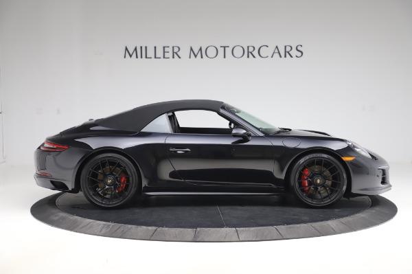 Used 2018 Porsche 911 Carrera 4 GTS for sale $137,900 at Maserati of Greenwich in Greenwich CT 06830 26