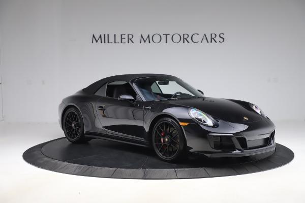 Used 2018 Porsche 911 Carrera 4 GTS for sale $137,900 at Maserati of Greenwich in Greenwich CT 06830 27