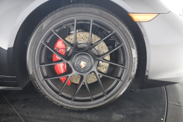 Used 2018 Porsche 911 Carrera 4 GTS for sale $137,900 at Maserati of Greenwich in Greenwich CT 06830 28