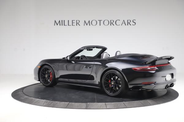 Used 2018 Porsche 911 Carrera 4 GTS for sale $137,900 at Maserati of Greenwich in Greenwich CT 06830 3