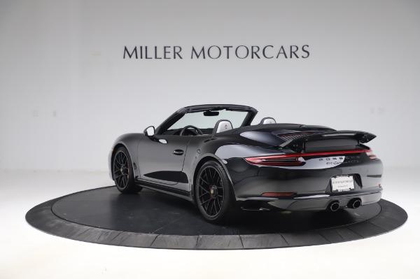 Used 2018 Porsche 911 Carrera 4 GTS for sale $137,900 at Maserati of Greenwich in Greenwich CT 06830 4