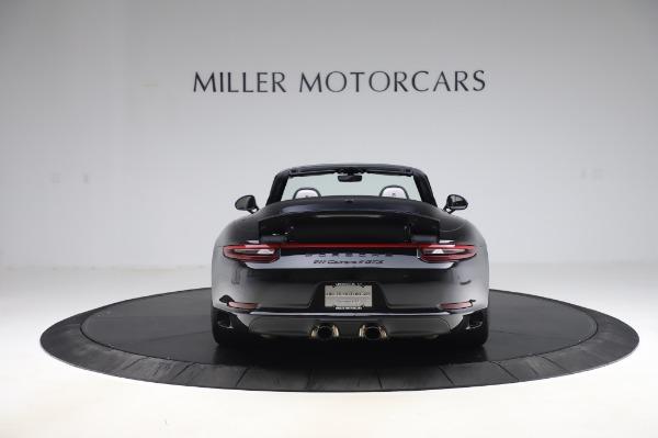 Used 2018 Porsche 911 Carrera 4 GTS for sale $137,900 at Maserati of Greenwich in Greenwich CT 06830 5