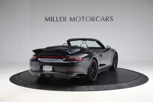 Used 2018 Porsche 911 Carrera 4 GTS for sale $137,900 at Maserati of Greenwich in Greenwich CT 06830 6