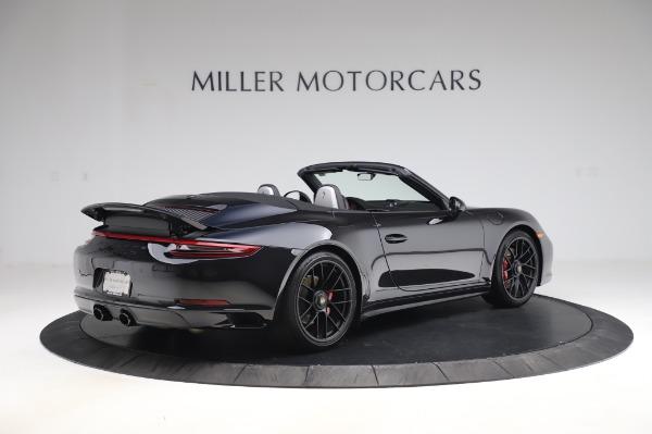 Used 2018 Porsche 911 Carrera 4 GTS for sale $137,900 at Maserati of Greenwich in Greenwich CT 06830 7