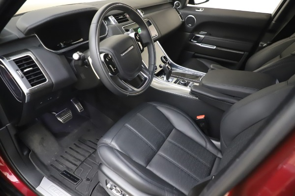 Used 2019 Land Rover Range Rover Sport Autobiography for sale Sold at Maserati of Greenwich in Greenwich CT 06830 13