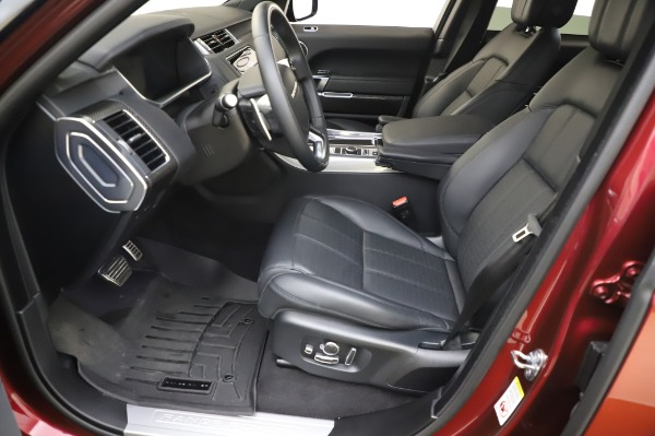 Used 2019 Land Rover Range Rover Sport Autobiography for sale Sold at Maserati of Greenwich in Greenwich CT 06830 14