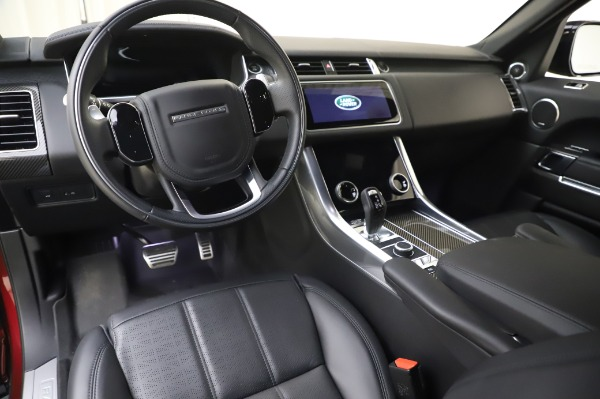 Used 2019 Land Rover Range Rover Sport Autobiography for sale Sold at Maserati of Greenwich in Greenwich CT 06830 17