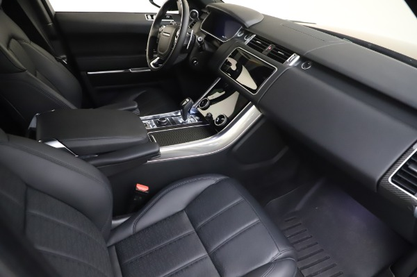 Used 2019 Land Rover Range Rover Sport Autobiography for sale Sold at Maserati of Greenwich in Greenwich CT 06830 19