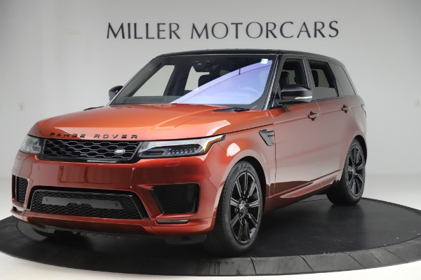 Used 2019 Land Rover Range Rover Sport Autobiography for sale Sold at Maserati of Greenwich in Greenwich CT 06830 1