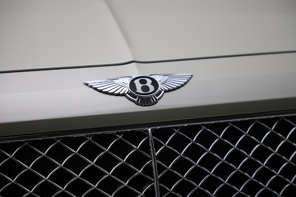 Used 2018 Bentley Bentayga Onyx Edition for sale Call for price at Maserati of Greenwich in Greenwich CT 06830 14