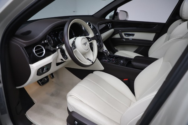 Used 2018 Bentley Bentayga Onyx Edition for sale Call for price at Maserati of Greenwich in Greenwich CT 06830 17