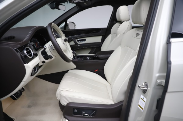Used 2018 Bentley Bentayga Onyx Edition for sale Call for price at Maserati of Greenwich in Greenwich CT 06830 18