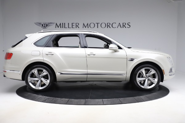 Used 2018 Bentley Bentayga Onyx Edition for sale Call for price at Maserati of Greenwich in Greenwich CT 06830 9