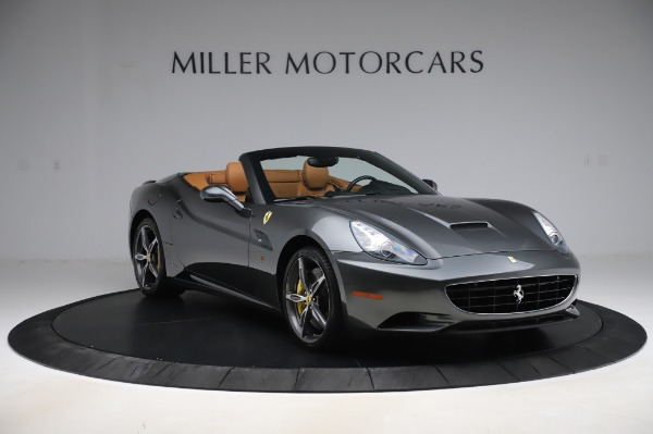 Used 2014 Ferrari California 30 for sale Sold at Maserati of Greenwich in Greenwich CT 06830 10