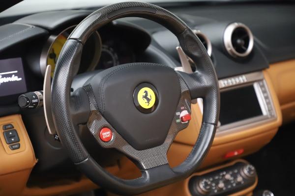 Used 2014 Ferrari California 30 for sale Sold at Maserati of Greenwich in Greenwich CT 06830 22