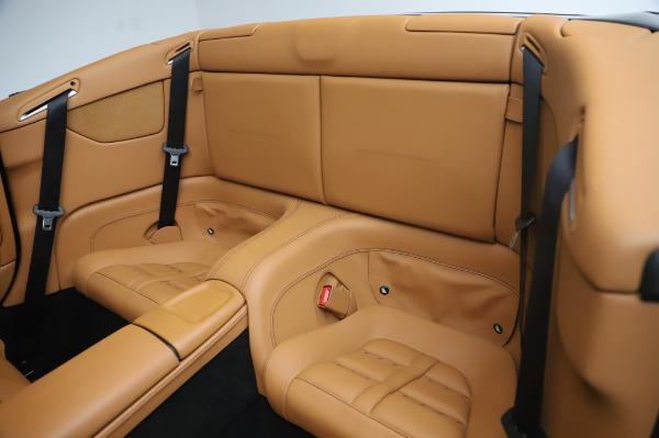 Used 2014 Ferrari California 30 for sale Sold at Maserati of Greenwich in Greenwich CT 06830 23