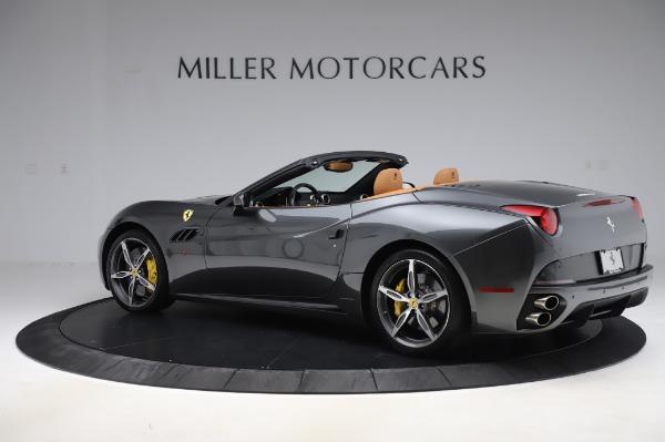 Used 2014 Ferrari California 30 for sale Sold at Maserati of Greenwich in Greenwich CT 06830 3