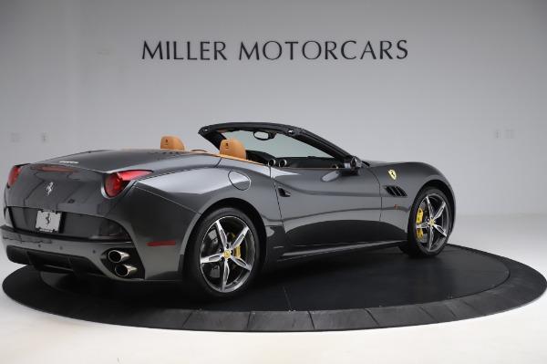 Used 2014 Ferrari California 30 for sale Sold at Maserati of Greenwich in Greenwich CT 06830 7
