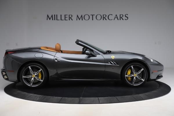 Used 2014 Ferrari California 30 for sale Sold at Maserati of Greenwich in Greenwich CT 06830 8