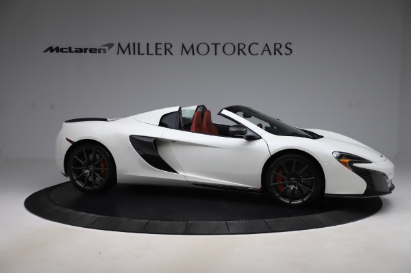 Used 2016 McLaren 650S Spider for sale $159,900 at Maserati of Greenwich in Greenwich CT 06830 12