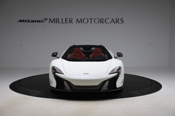 Used 2016 McLaren 650S Spider for sale $159,900 at Maserati of Greenwich in Greenwich CT 06830 15