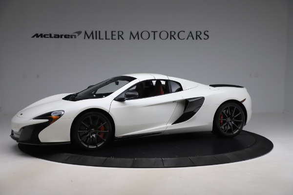 Used 2016 McLaren 650S Spider for sale $159,900 at Maserati of Greenwich in Greenwich CT 06830 17