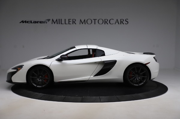 Used 2016 McLaren 650S Spider for sale $159,900 at Maserati of Greenwich in Greenwich CT 06830 18