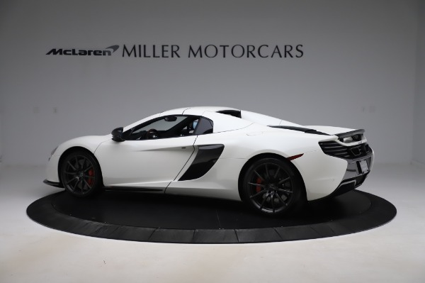 Used 2016 McLaren 650S Spider for sale $159,900 at Maserati of Greenwich in Greenwich CT 06830 19