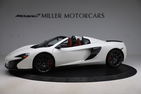 Used 2016 McLaren 650S Spider for sale $159,900 at Maserati of Greenwich in Greenwich CT 06830 2