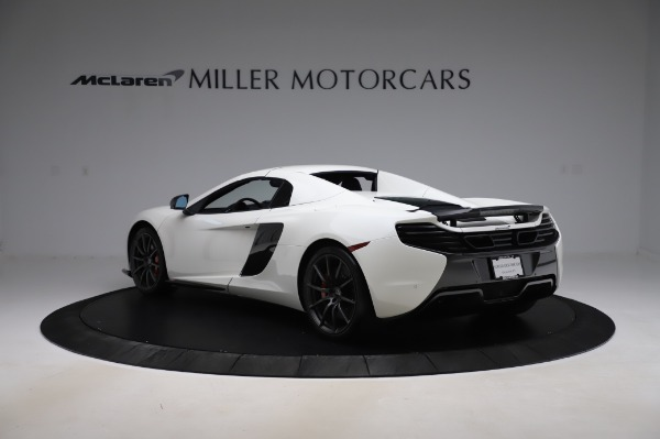 Used 2016 McLaren 650S Spider for sale $159,900 at Maserati of Greenwich in Greenwich CT 06830 20