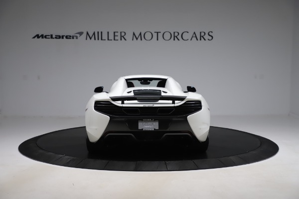 Used 2016 McLaren 650S Spider for sale $159,900 at Maserati of Greenwich in Greenwich CT 06830 21