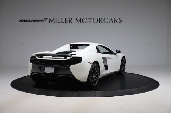 Used 2016 McLaren 650S Spider for sale $159,900 at Maserati of Greenwich in Greenwich CT 06830 22