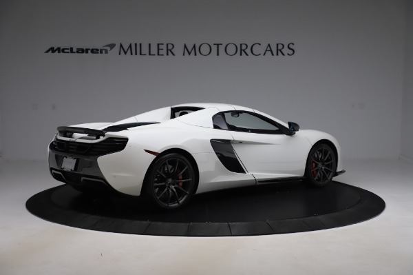 Used 2016 McLaren 650S Spider for sale $159,900 at Maserati of Greenwich in Greenwich CT 06830 23