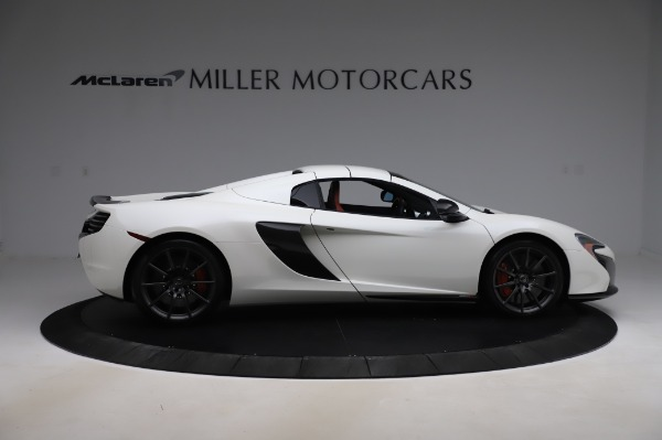 Used 2016 McLaren 650S Spider for sale $159,900 at Maserati of Greenwich in Greenwich CT 06830 24