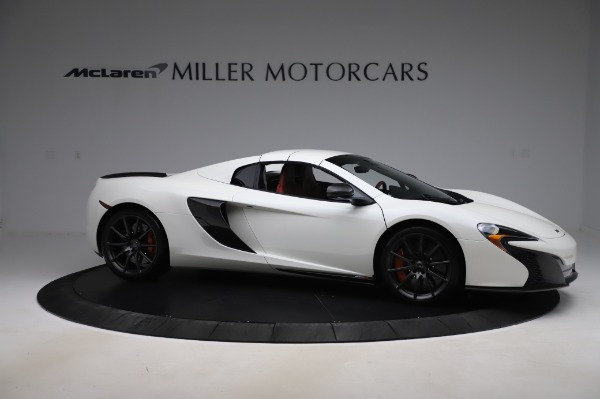 Used 2016 McLaren 650S Spider for sale $159,900 at Maserati of Greenwich in Greenwich CT 06830 25