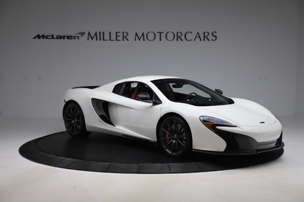 Used 2016 McLaren 650S Spider for sale $159,900 at Maserati of Greenwich in Greenwich CT 06830 26
