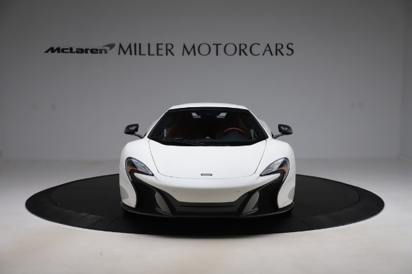Used 2016 McLaren 650S Spider for sale $159,900 at Maserati of Greenwich in Greenwich CT 06830 27
