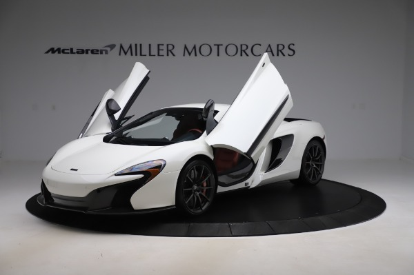 Used 2016 McLaren 650S Spider for sale $159,900 at Maserati of Greenwich in Greenwich CT 06830 28