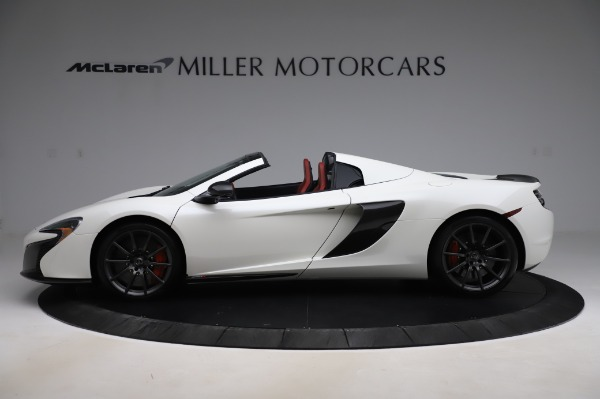 Used 2016 McLaren 650S Spider for sale $159,900 at Maserati of Greenwich in Greenwich CT 06830 3