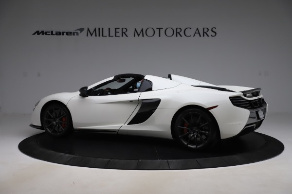 Used 2016 McLaren 650S Spider for sale $159,900 at Maserati of Greenwich in Greenwich CT 06830 4