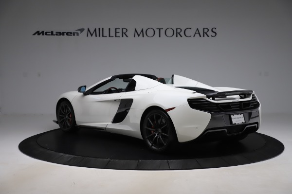 Used 2016 McLaren 650S Spider for sale $159,900 at Maserati of Greenwich in Greenwich CT 06830 5
