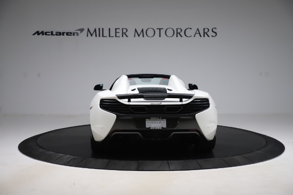 Used 2016 McLaren 650S Spider for sale $159,900 at Maserati of Greenwich in Greenwich CT 06830 6