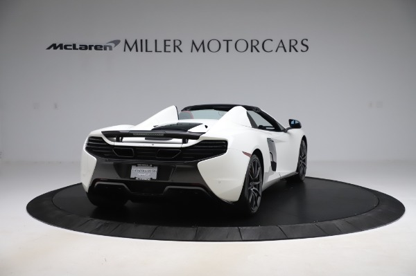 Used 2016 McLaren 650S Spider for sale $159,900 at Maserati of Greenwich in Greenwich CT 06830 7