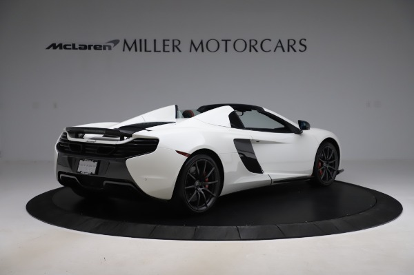 Used 2016 McLaren 650S Spider for sale $159,900 at Maserati of Greenwich in Greenwich CT 06830 8