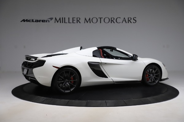 Used 2016 McLaren 650S Spider for sale $159,900 at Maserati of Greenwich in Greenwich CT 06830 9